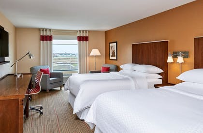 Guestroom | Four Points by Sheraton Fargo Medical Center