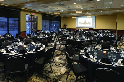 Banquet Hall | ClubHouse Hotel & Suites - Fargo