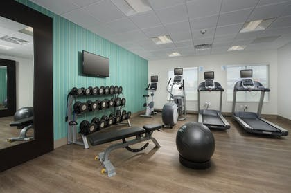 Fitness Facility | Holiday Inn Express & Suites Bay City
