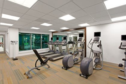Fitness Facility | Holiday Inn Express & Suites Houston Medical Center