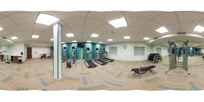 Fitness Facility | Holiday Inn Express & Suites Pahrump