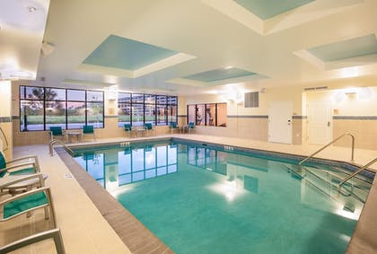 Indoor Pool | TownePlace Suites Minneapolis Mall of America