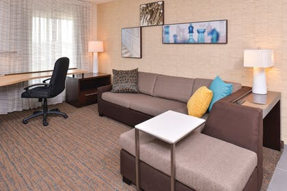 | Studio, 1 King Bed with Sofa bed | Residence Inn Cedar Rapids South