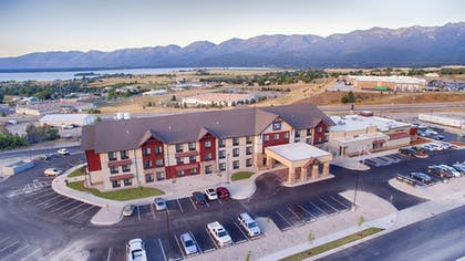Aerial View | Red Lion Inn & Suites Polson