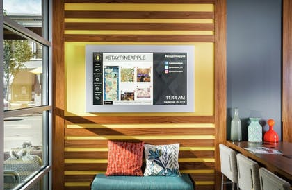 Property Amenity | Staypineapple, Hotel Z, Gaslamp San Diego