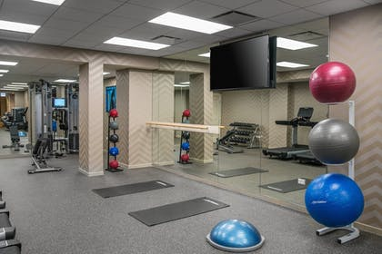Fitness Facility | Residence Inn Chicago Downtown/Loop