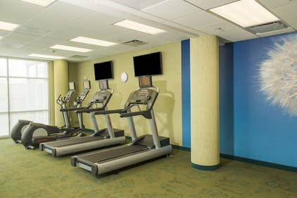 Fitness Facility | Springhill Suites Buffalo Airport