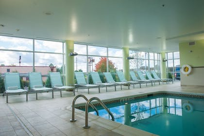 Indoor Pool | Springhill Suites Buffalo Airport