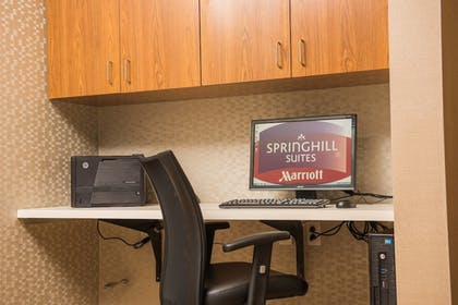 Business Center | Springhill Suites Buffalo Airport