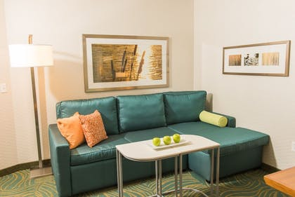 Living Area | Springhill Suites Buffalo Airport