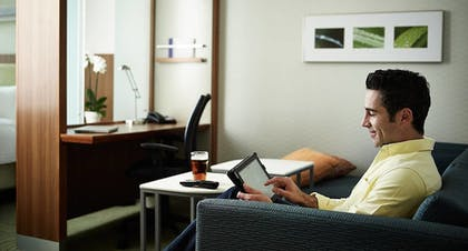 In-Room Business Center | Springhill Suites Buffalo Airport
