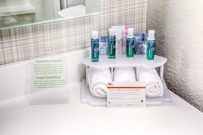 In-Room Amenity | Holiday Inn Express & Suites Cleveland West - Westlake
