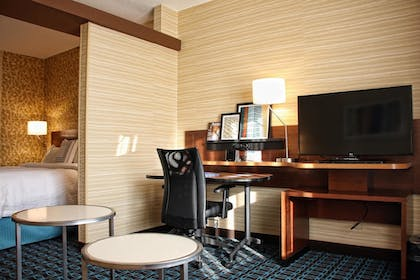 Guestroom | Fairfield Inn & Suites Reading Wyomissing