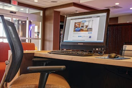 Business Center | Fairfield Inn & Suites Reading Wyomissing