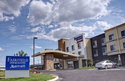 Porch | Fairfield Inn & Suites Reading Wyomissing