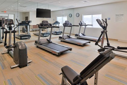 Fitness Facility | Holiday Inn Express & Suites Trinity