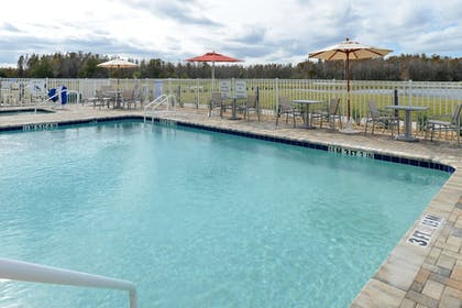 Pool | Holiday Inn Express & Suites Trinity