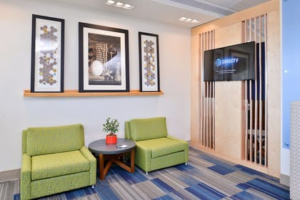 Interior | Holiday Inn Express & Suites Trinity