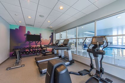 Gym | Hyatt Place Asheville/Downtown