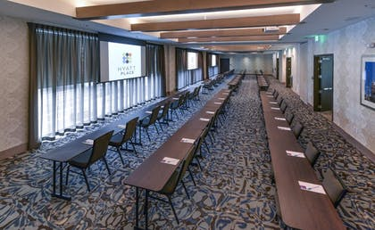 Reception Hall | Hyatt Place Asheville/Downtown