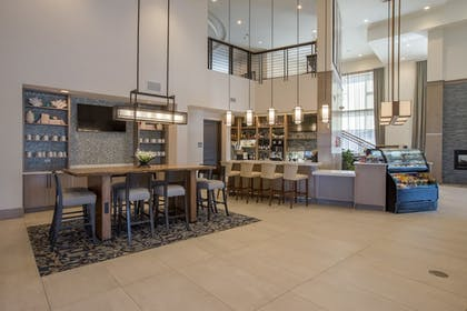 Lobby Lounge | Hyatt Place Asheville/Downtown