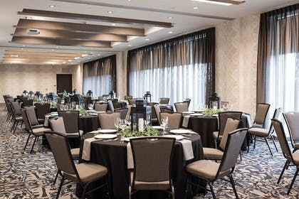 Ballroom | Hyatt Place Asheville/Downtown