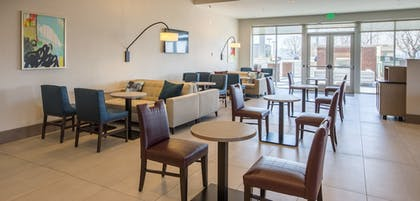 Breakfast Area | Hyatt Place Asheville/Downtown