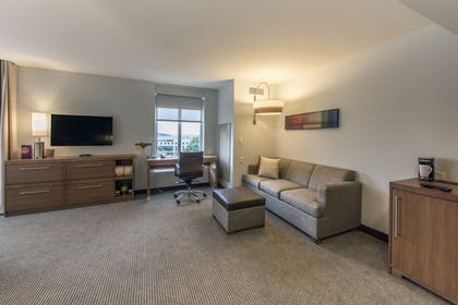 Living Area | Hyatt Place Asheville/Downtown