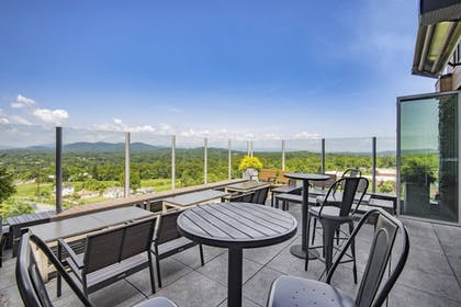 Terrace/Patio | Hyatt Place Asheville/Downtown