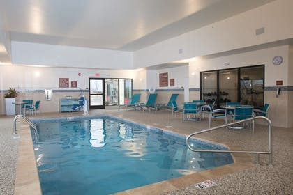 Indoor Pool | TownePlace Suites by Marriott Lincoln North