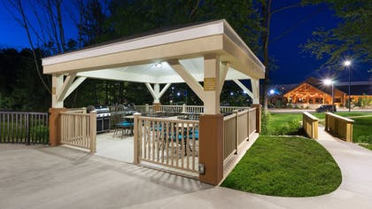Gazebo | Candlewood Suites Grove City - Outlet Center