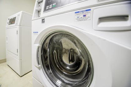 Laundry Room | Courtyard by Marriott Largo Capital Beltway