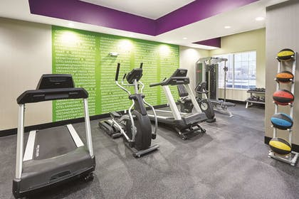 Fitness Facility | La Quinta Inn & Suites by Wyndham Springfield IL