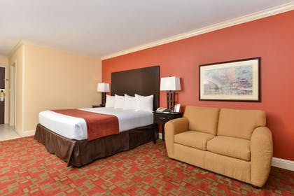 Guestroom | Holiday Inn Express & Suites Shreveport - Downtown