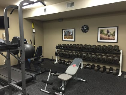 Fitness Facility | Roosevelt Inn and Suites