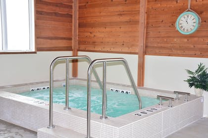 Indoor Spa Tub | Roosevelt Inn and Suites