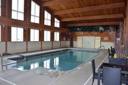 Indoor Pool | Roosevelt Inn and Suites
