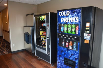 Vending Machine | Roosevelt Inn and Suites