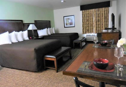 In-Room Dining | Ledgestone Hotel Elko