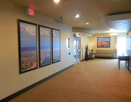 Interior Entrance | Ledgestone Hotel Elko