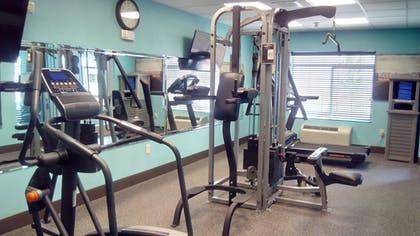 Fitness Facility | Best Western Plus Gallup Inn & Suites