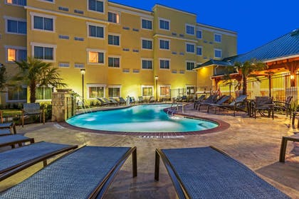 Outdoor Pool | TownePlace Suites by Marriott Abilene Northeast