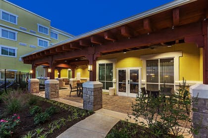 Terrace/Patio | TownePlace Suites by Marriott Abilene Northeast
