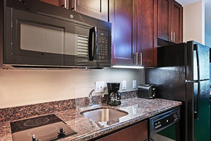 In-Room Kitchen | TownePlace Suites by Marriott Abilene Northeast