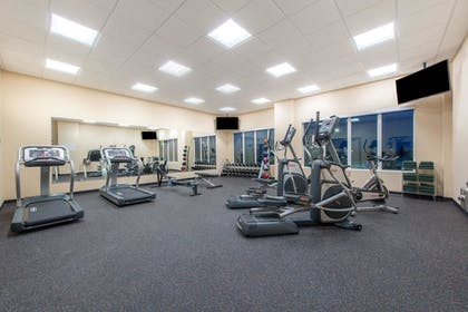 Fitness Facility | Wyndham Garden Calgary Airport