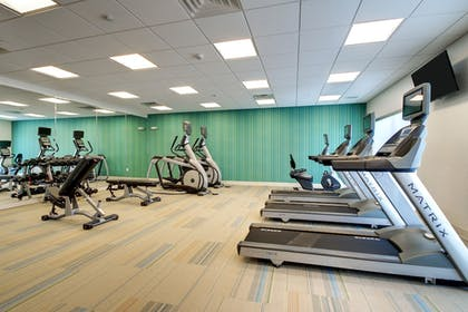 Fitness Facility | Holiday Inn Express & Suites Galesburg