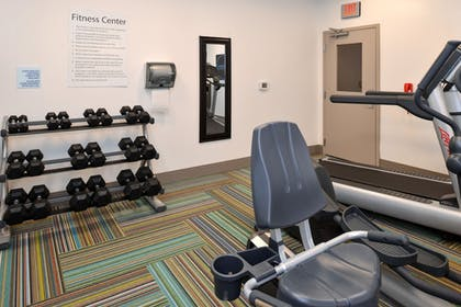 Fitness Facility | Holiday Inn Express & Suites Shippensburg