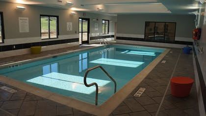 Pool | Holiday Inn Express & Suites Shippensburg