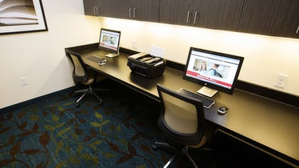 Business Center | Candlewood Suites Overland Park
