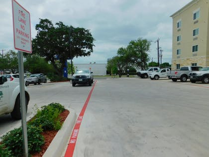 View from Hotel | Candlewood Suites San Antonio Airport